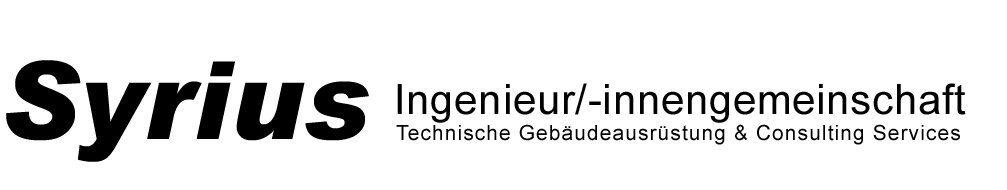 Syrius Ingenieur/-innengemeinschaft GmbH